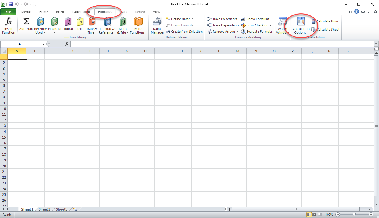 Excel formulas not working properly   TAG Updates